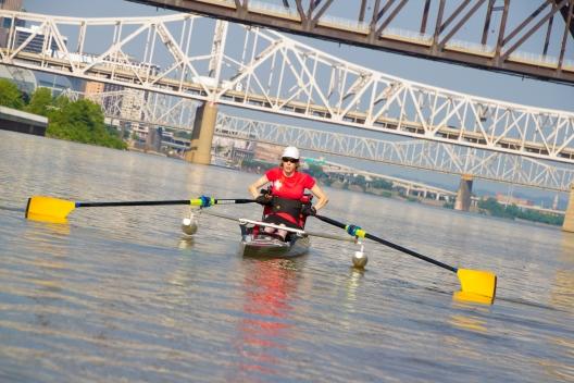 Jenny Smith Rowing 3